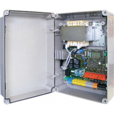Control panel BFT THALIA P with 24 V display for swing gates.